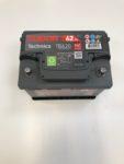 1735 Batteri Tudor 62Ah
