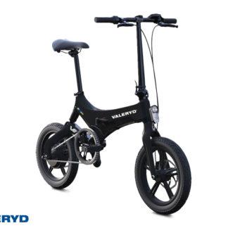 9010010 Svart cykel
