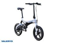 9010030 Vit cykel