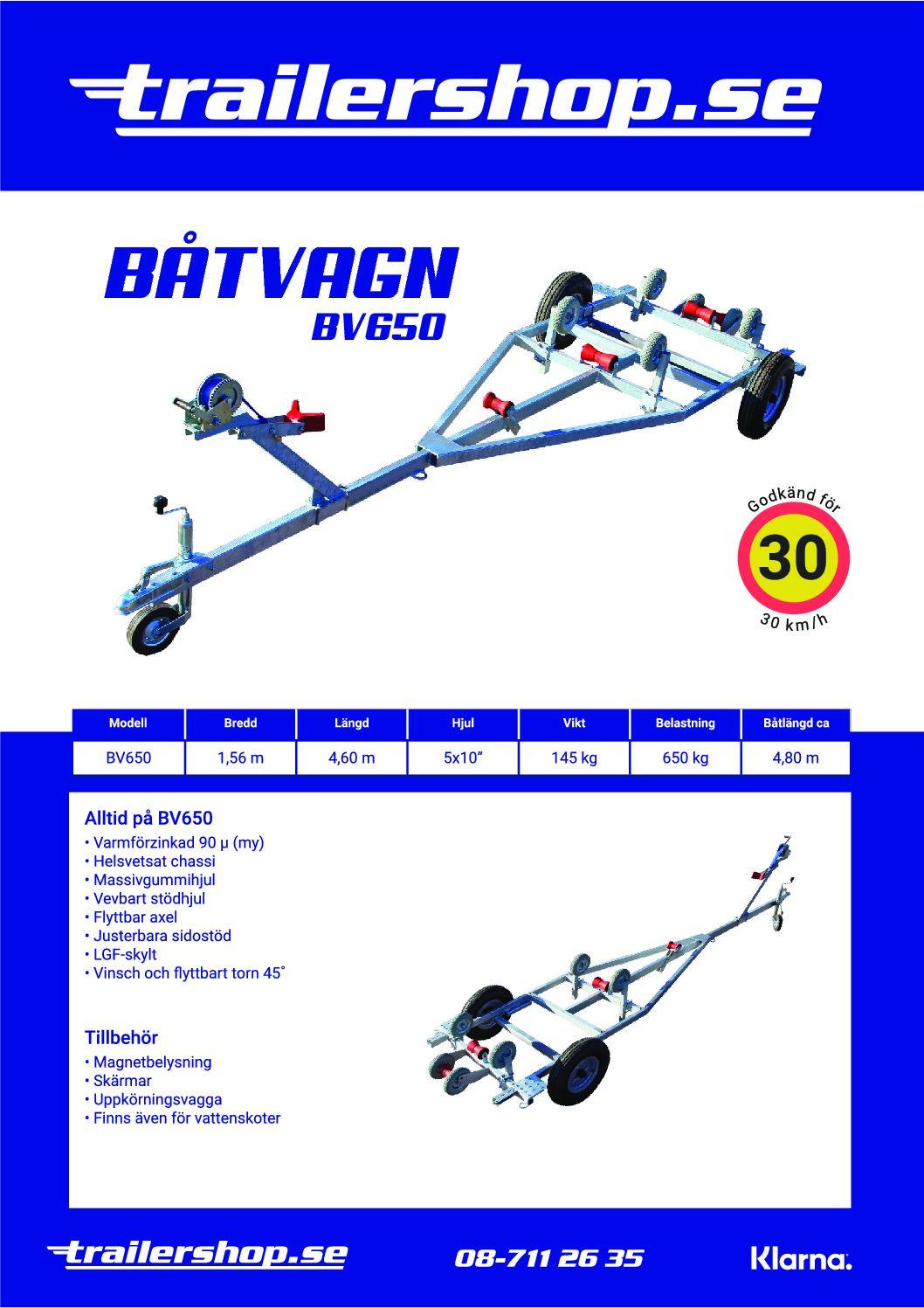 BV650